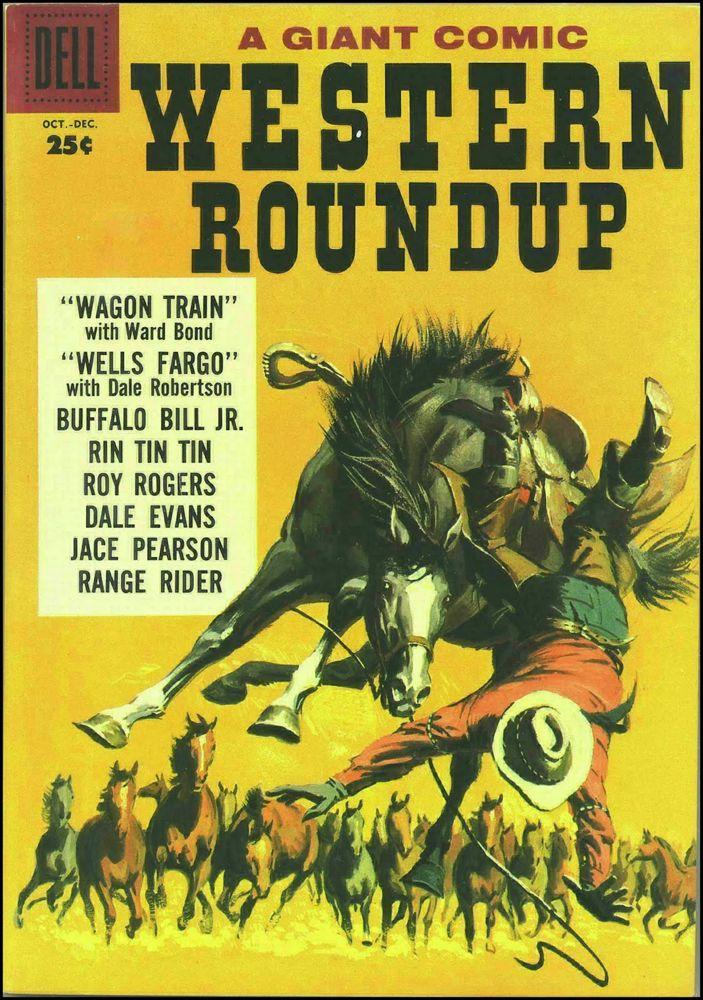WesternRoundUpComicBookCoverbaja