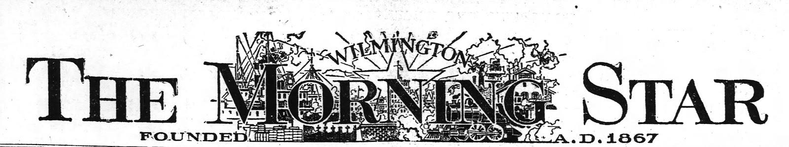 WilmingtonMorningStarBanner