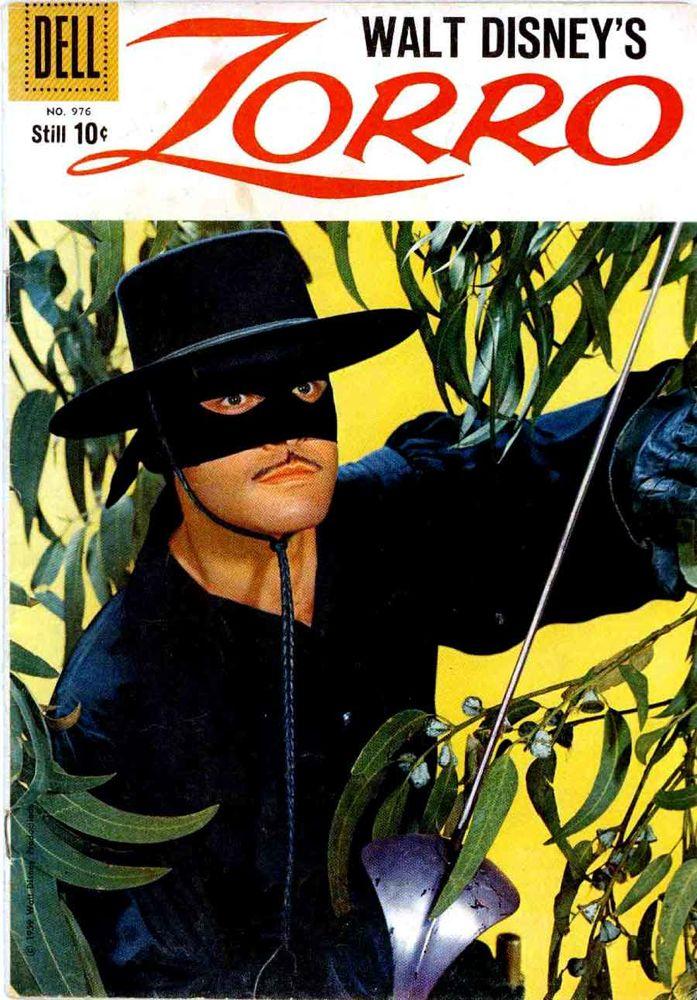 ZorroComicBookBaja