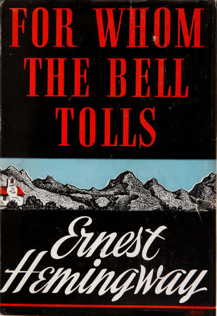 for-whom-the-bell-tolls-ernest-hemingway