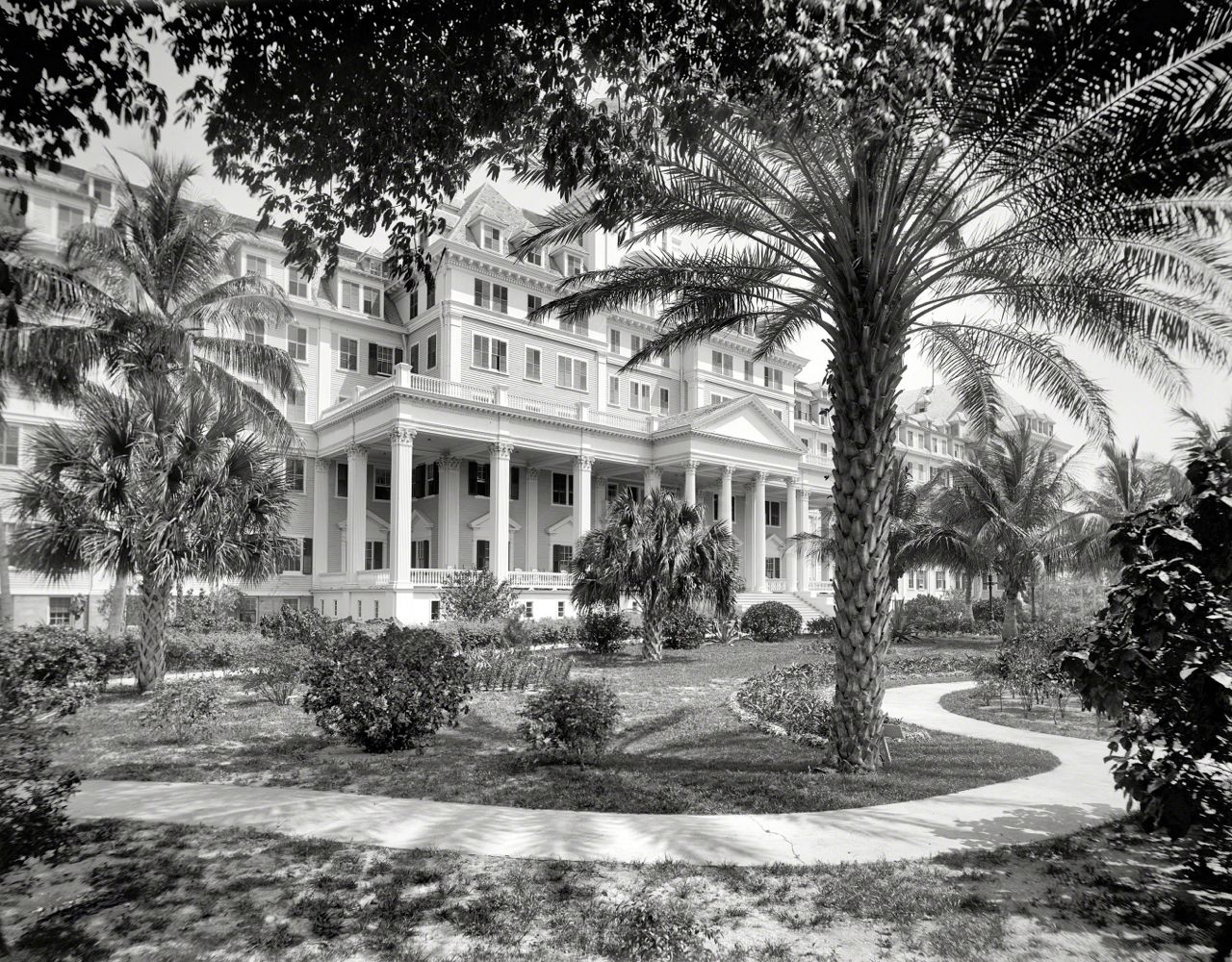 Royalpoinciana1901baja Palm Beach